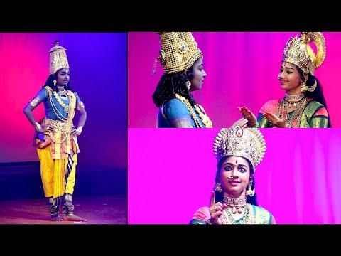An interesting scene from SDN's Srinivasa Kalyanam - Sridevi Nrithyalaya - Bharathanatyam Dance