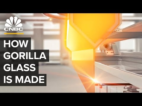 Inside Corning's Gorilla Glass Factory