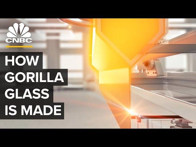 Inside Corning's Gorilla Glass Factory