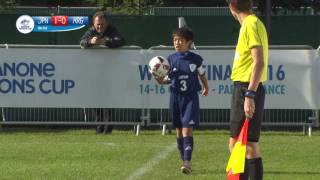 Japan vs Argentina - 1/4 Final - Full Match - Danone Nations Cup 2016