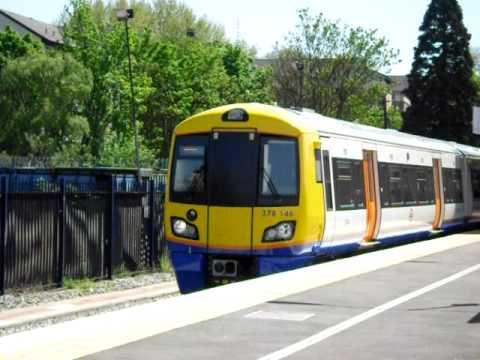 Class 378 London Overground - Around London 6 May 2010 021.avi