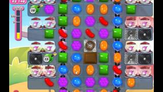 Candy Crush Saga Level 1652 - NO BOOSTERS