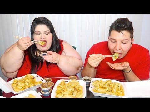 Dumplings Challenge with Nikocado Avocado