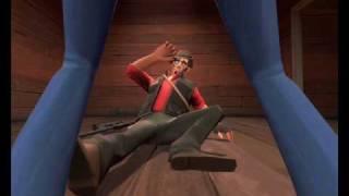 Spy rapes Sniper