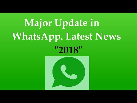 WhatsApp latest update : Switch call and Retrieve Message (2018)