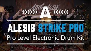Alesis Strike Pro - Pro Level Electronic Drum Kit