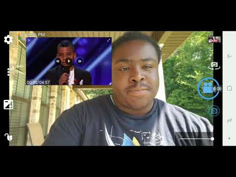 Tyler Butler-Figueroa America Got Talent Reaction From Trey Tucker
