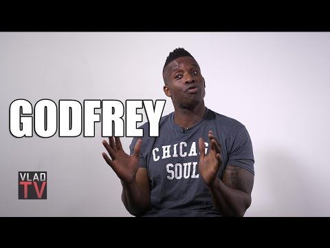 "Godfrey Explains Why He Doesn't Use the ""N-Word"" in Front of White Audiences (Part 11)"