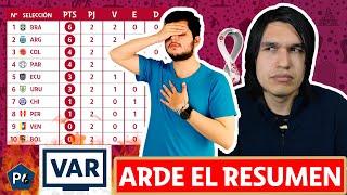 ELIMINATORIAS QATAR 2022 CONMEBOL | ANÁLISIS y RESUMEN Fecha 2 | ¿Qué viene para las selecciones?