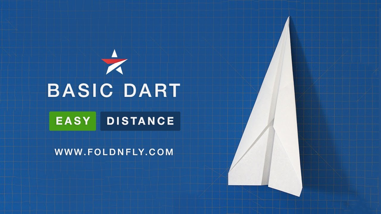 Fold 'N Fly » Basic Dart | 720x1280