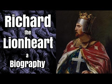 Richard the Lionheart - A Biography