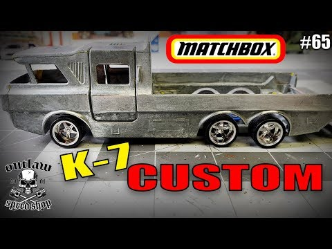 K-7 Matchbox Custom Hauler