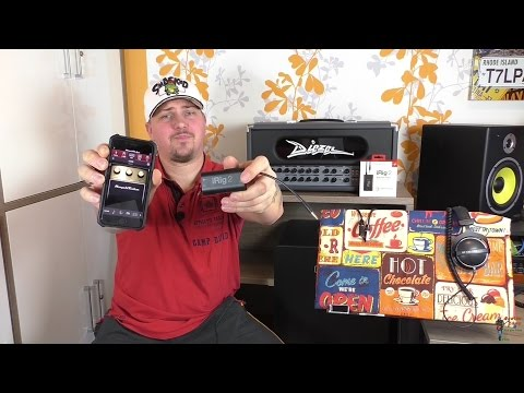#145.1 Gear test iRig 2 and Amplitube review (english)