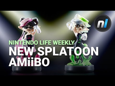 New Splatoon amiibo, HD 3DS Games | Nintendo Life Weekly
