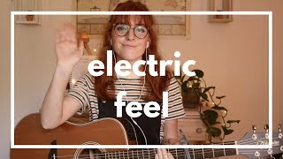 Gambar cover Electric Feel - MGMT (acoustic cover)