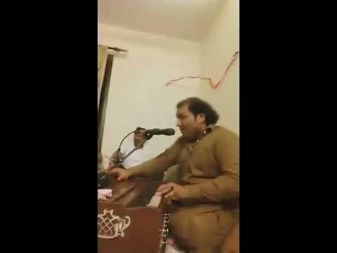 Bina Petay Jedi Khatir Official Live Video By Shahid Ali Nusrat