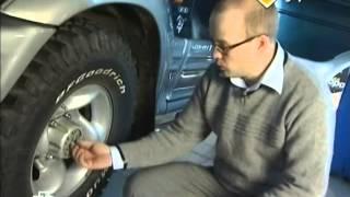 Секонд тест Hyundai Galloper