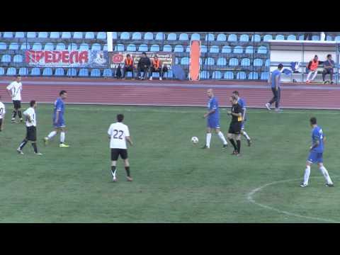 PFC Dunav : PFC Belica full game - Yordan Dimitrov scores 1st 2 goals