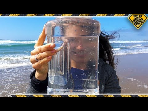 What Happens When You Boil The Ocean? How To Make Homemade Sea Salt With Salt Water