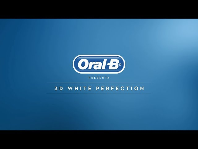 Nueva Oral-B 3D White Perfection | Oral-B LATAM