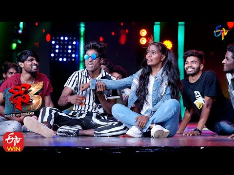 Download Manikanta Performance   Dhee 13   Kings vs Queens   6th October 2021   ETV Telugu