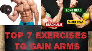 #Gain 2 inches arms in 30 Days