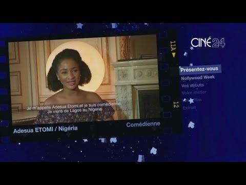 Download CINE24 - Nigéria: Adesua Etomi, Comédienne