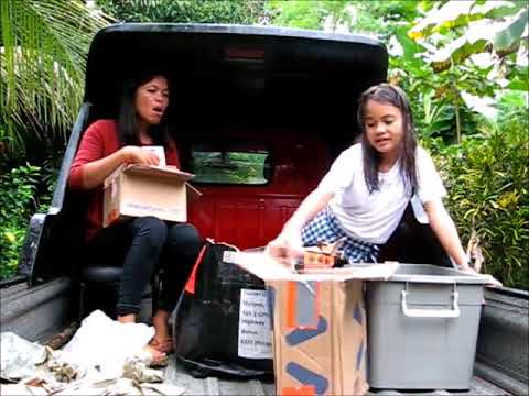 Balik Bayan Box From Larry Expat Philippines