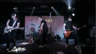 "ОДНИ - ""Инди"" с концерта в клубе da:da:(СПб) 17.12.11."