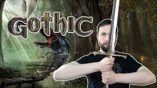 JESTĘ STRAŻNIKĘ - Gothic #11