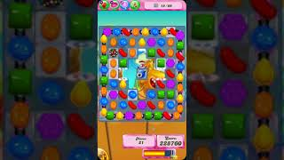 Candy Crush Saga Level 905 RANK 1ST
