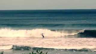 The Banana Yeti - El Desaparecido (Surfing Playa Colorado, Nicaragua)