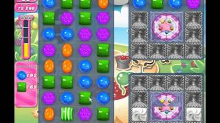 Candy Crush Saga level 751 (3 star, No boosters)