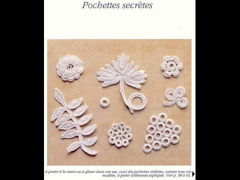 Irish Crochet More Than 50 Units Simplicity Patterns Magazine 24