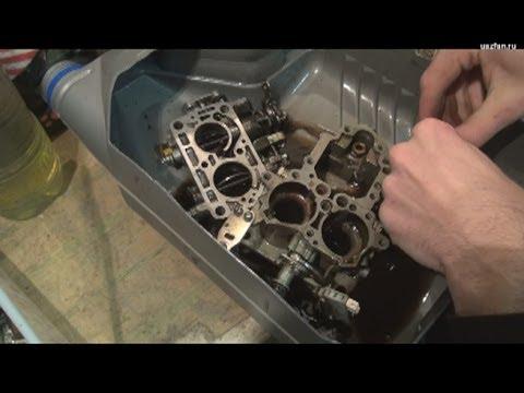 промывка карбюратора К-151