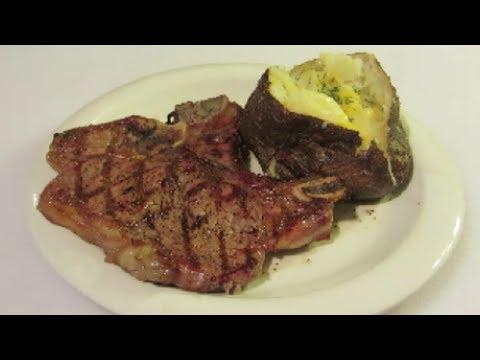 How to Grill a Perfect Steak – T-Bone Steak Recipe