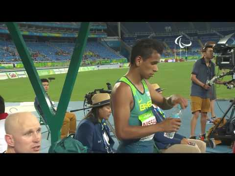 Athletics | Men's High Jump - T44 Final  | Rio 2016 Paralympic Games