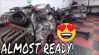 The Red Rockets New ENGINE!!!