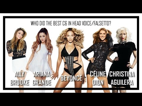 Who Did The Best C6 In Head Voice/Falsetto?