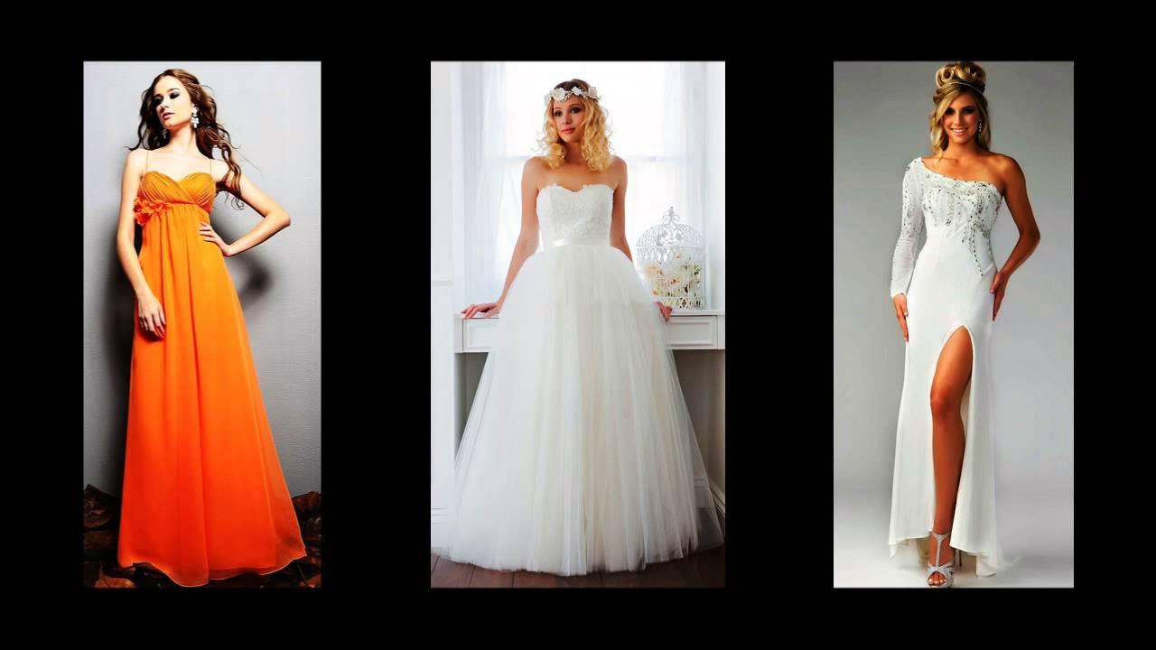 075884d21 Vestidos de boda para embarazadas - YouTube