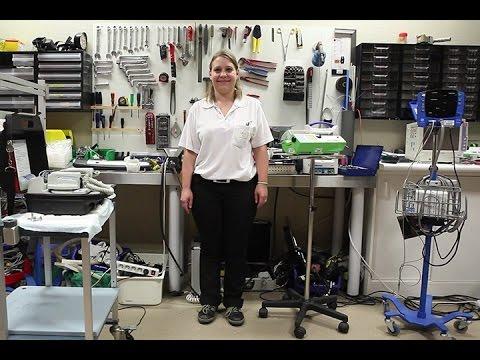 Le sexe de mon job - Julie, technicienne biomédical