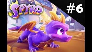 Spyro Reignited Trilogy  #6 ZIMA + SMOK ?