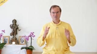 Praxis Video: Vichara Meditation: Wo bin ich? - 04B Vedanta Meditationskurs