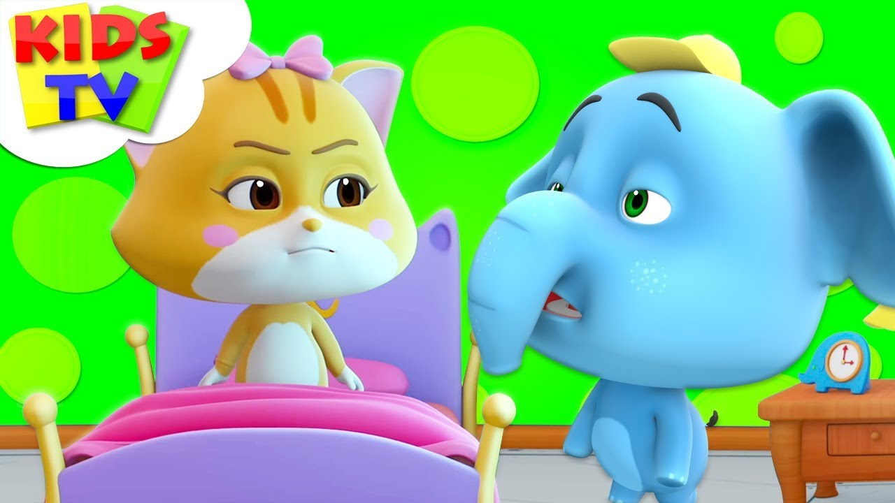 Insomnia Loco Nuts Cartoon Shows Fun Videos For Toddlers By Kids Tv Youtube
