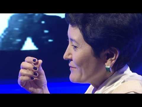 Зейнеп Шалаханова, гл. эндокринолог Управления здравоохранения г. Алматы (25.01.16)
