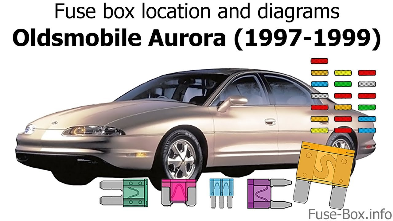 1999 Oldsmobile Fuse Box - Cars Wiring Diagram Blog