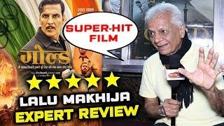 GOLD MOVIE Review By Expert Lalu Makhija | Akshay Kumar, Mouni Roy