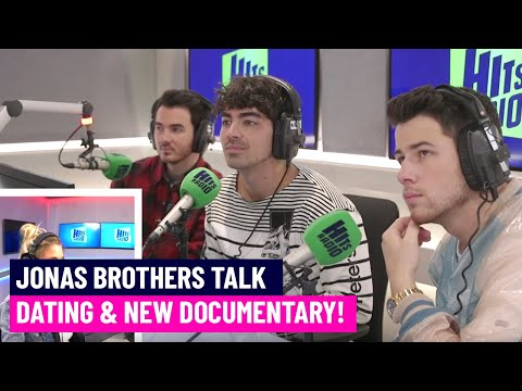 The Jonas Brothers Dish Out Dating Advice! | Hits Radio
