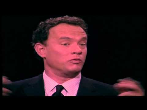 Wise Words From Tom Hanks About Acting