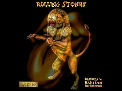 The Rolling Stones -  Like A Rolling Stone (Bridges To Babylon Tour Rehearsals)